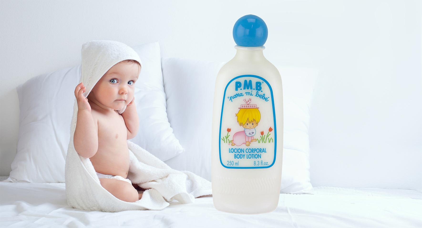 PMB Para Mi Bebé Loción Corporal - Slider