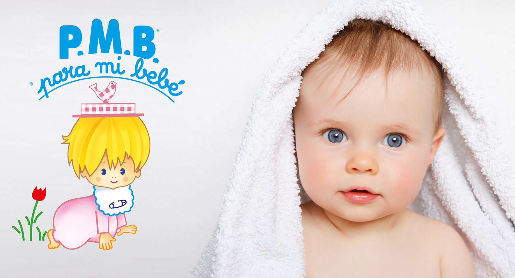 PMB Para Mi Bebé Logo - Slider